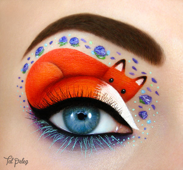 eye make up as art 1