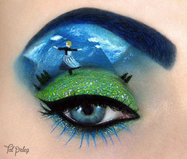 eye make up as art 10