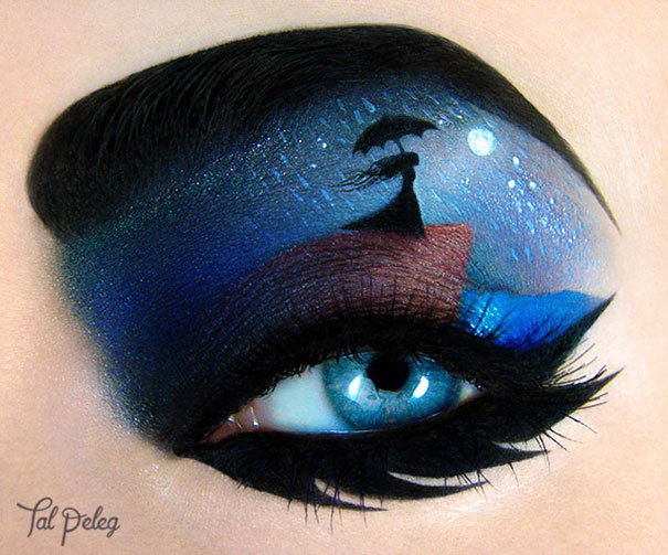 eye make up as art 13