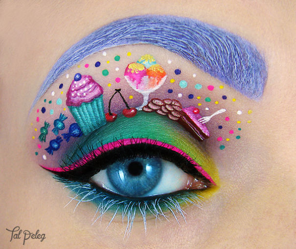 eye make up as art 18
