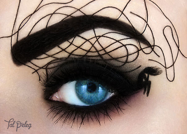 eye make up as art 19