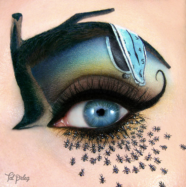 eye make up as art 5