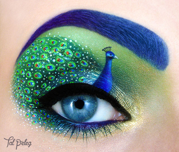 eye make up as art 6