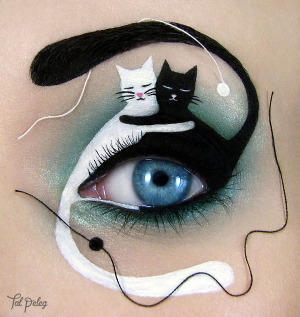 eye make up as art 7