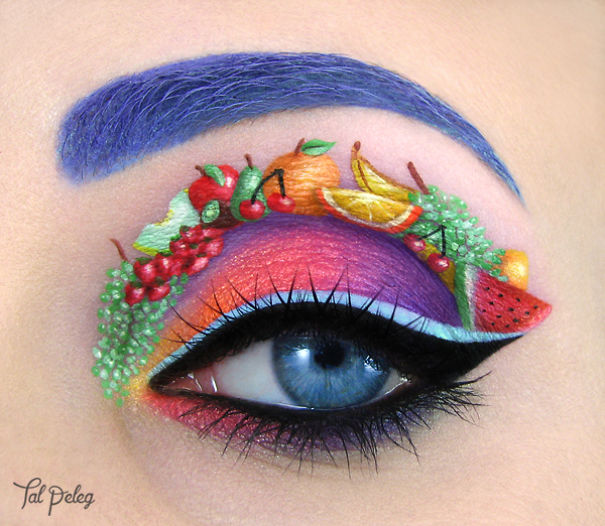 eye make up as art 9