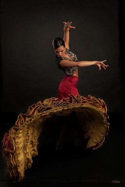 flamenco dancing 1