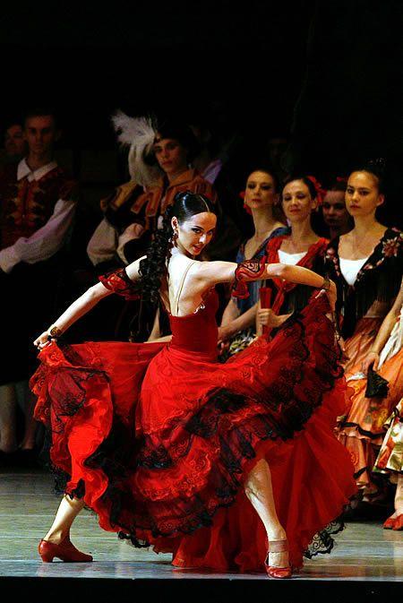 flamenco dancing 3