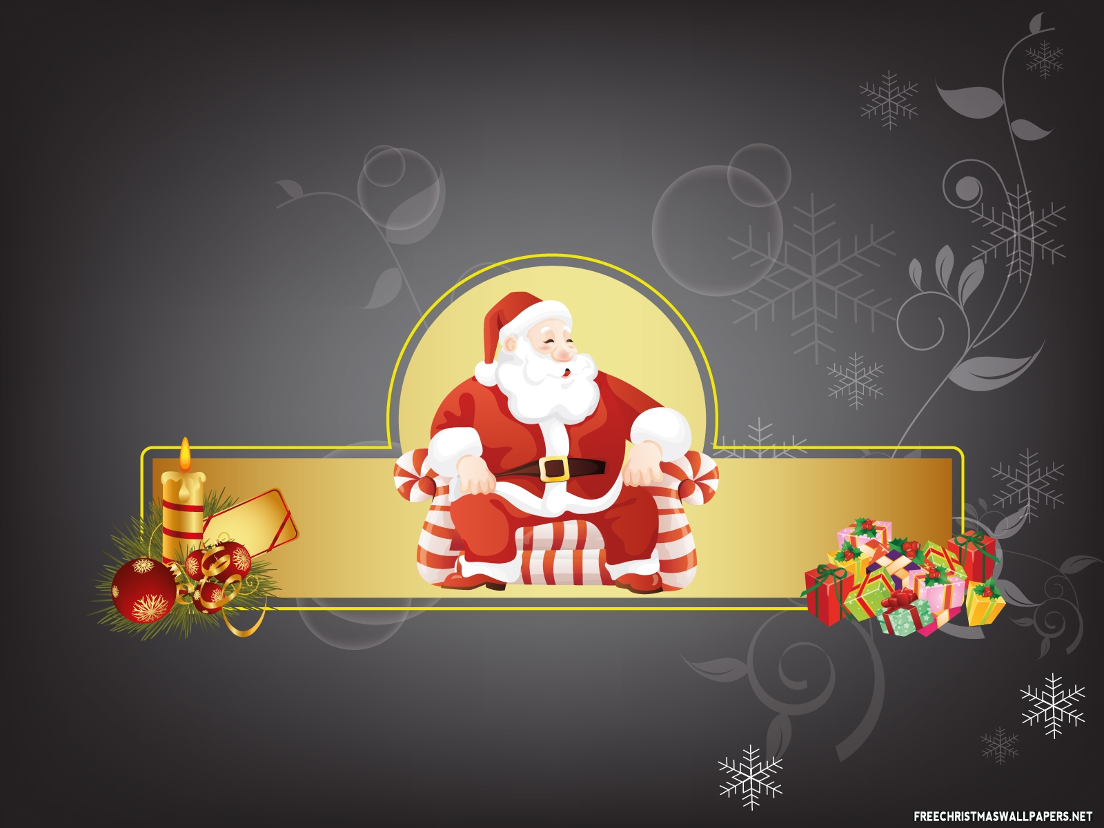 santa claus wallpaper (1)