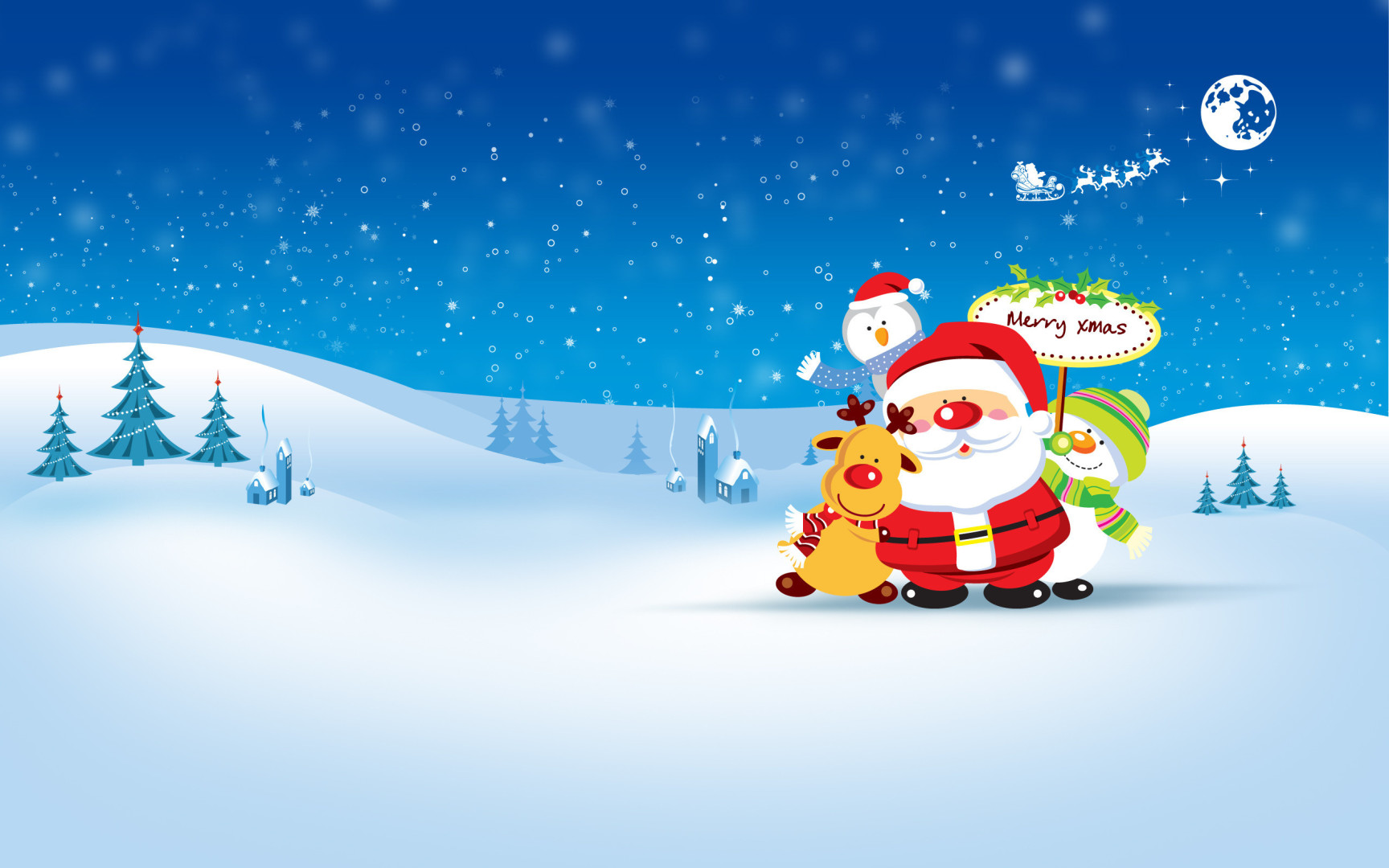 santa claus wallpaper (12)