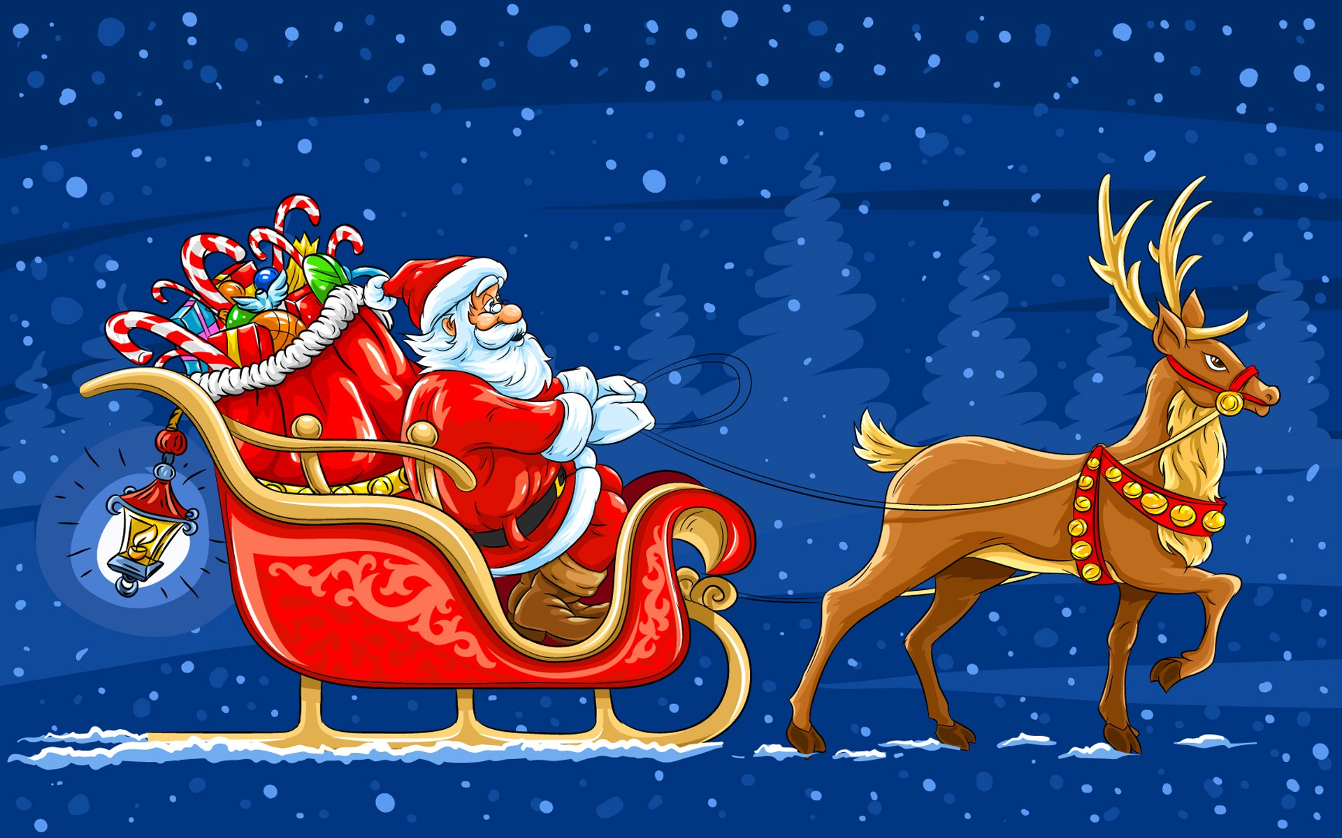 santa claus wallpaper (17)