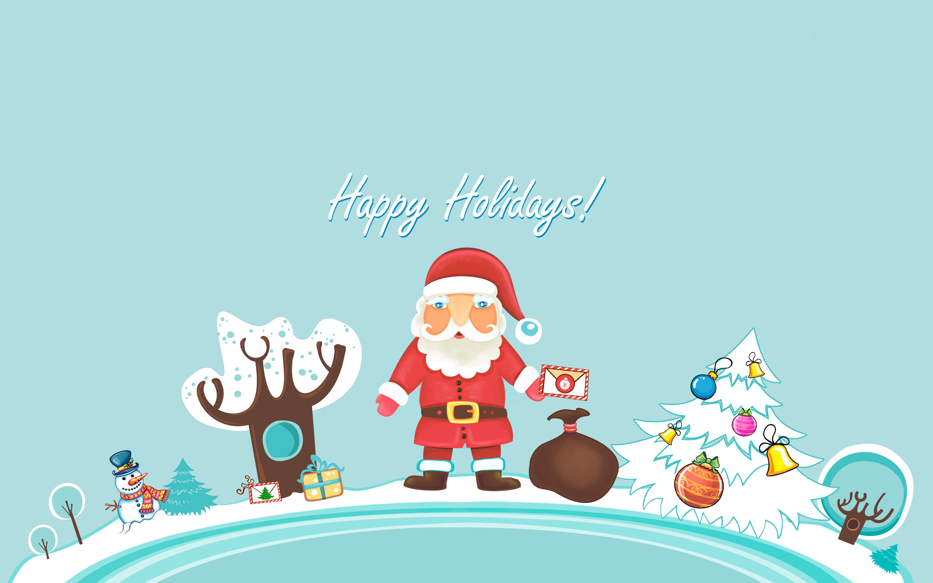 santa claus wallpaper (23)