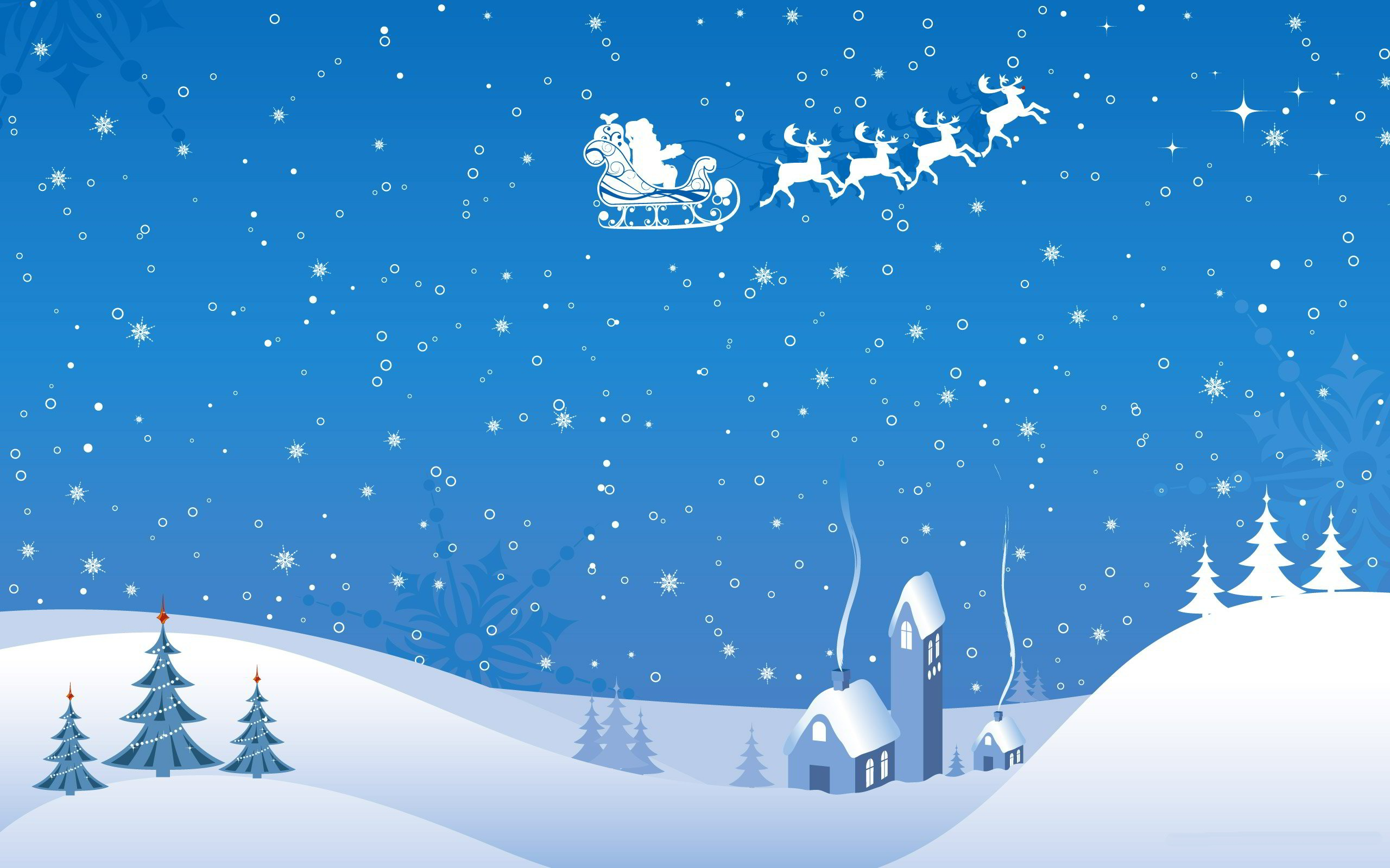 santa claus wallpaper (24)