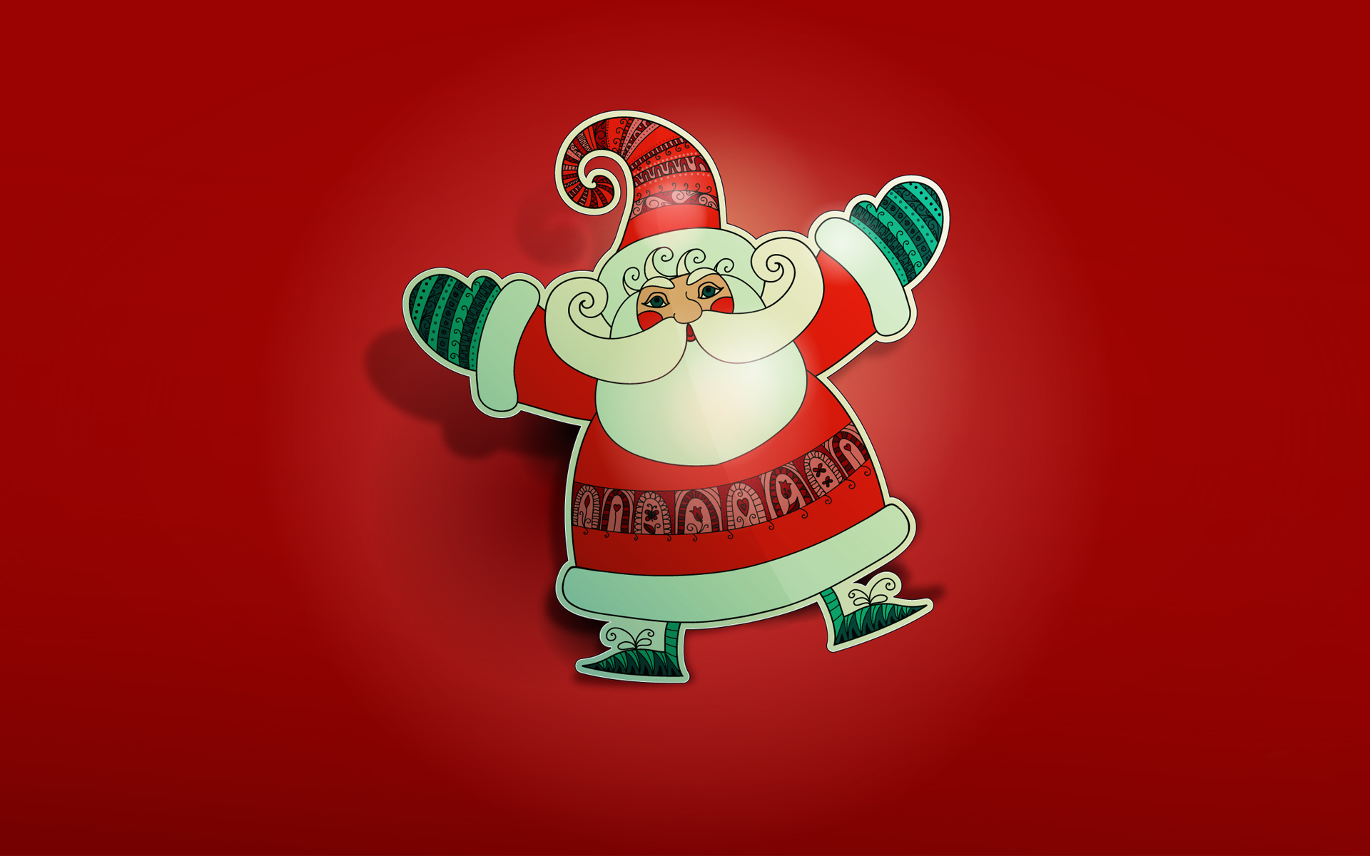 santa claus wallpaper (27)