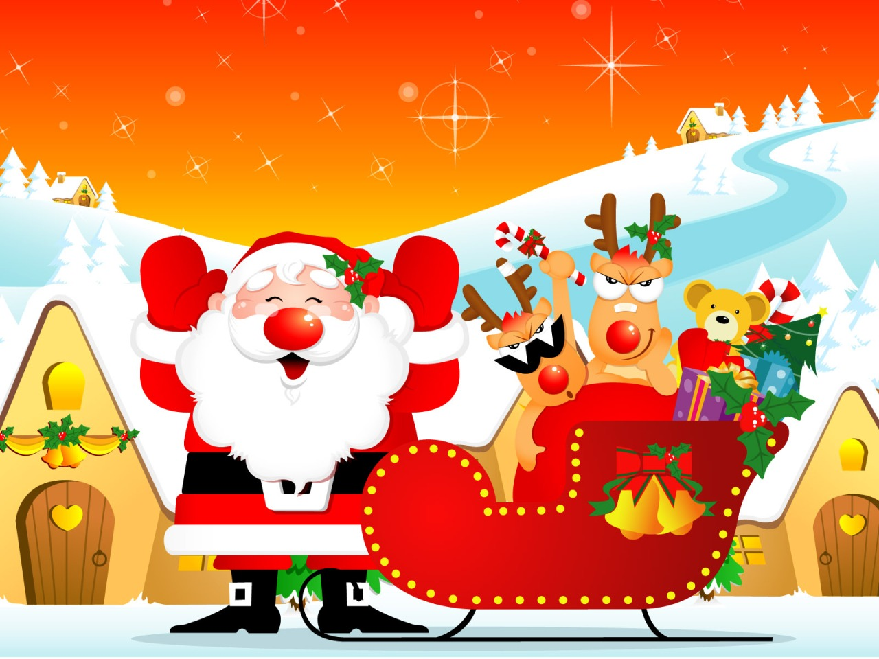 santa claus wallpaper (29)