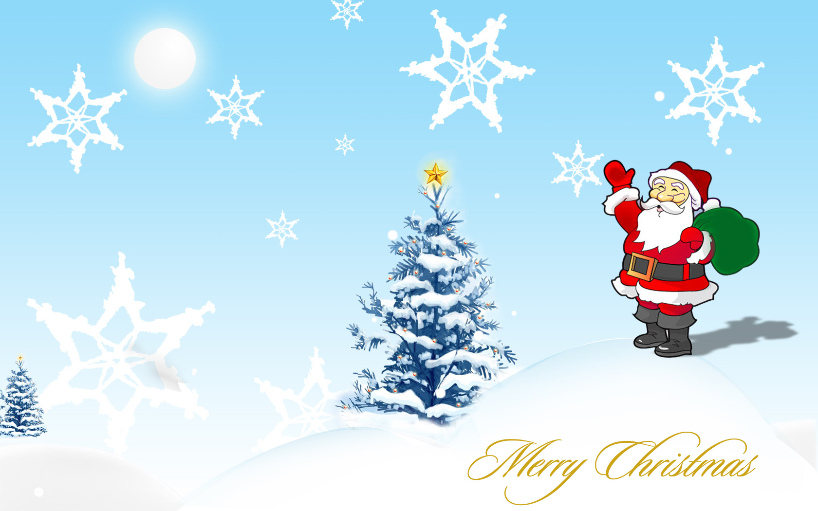 santa claus wallpaper (31)