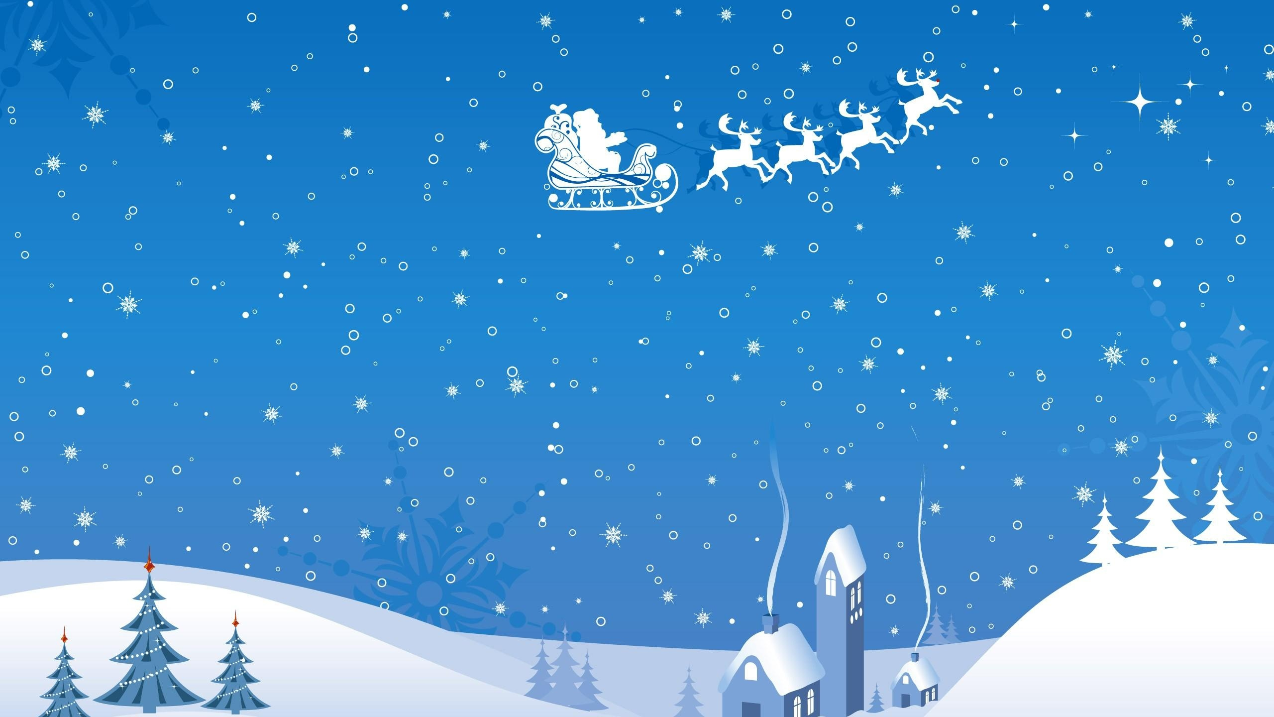 santa claus wallpaper (35)