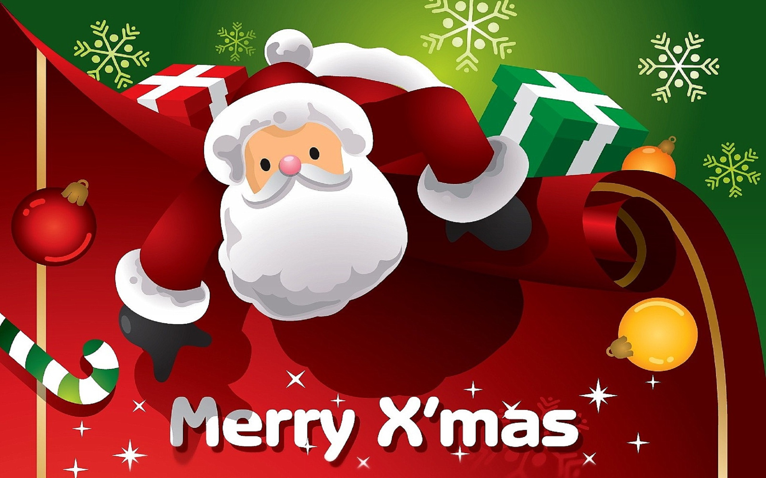 santa claus wallpaper (8)