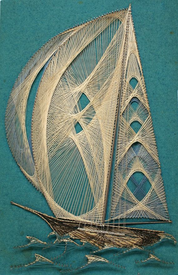 string based art 11