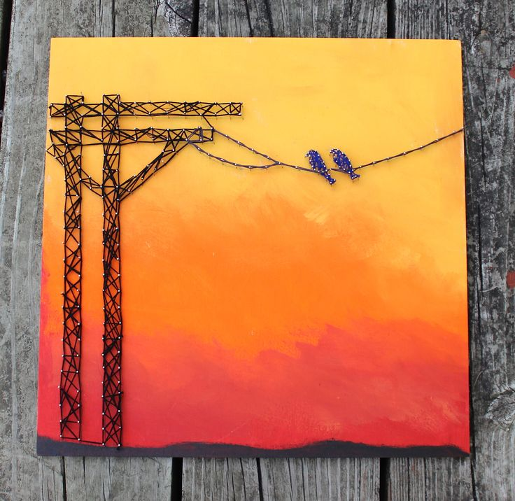 string based art 19