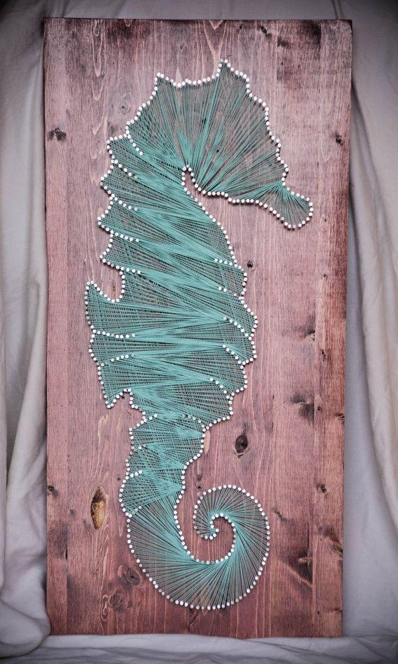 string based art 3