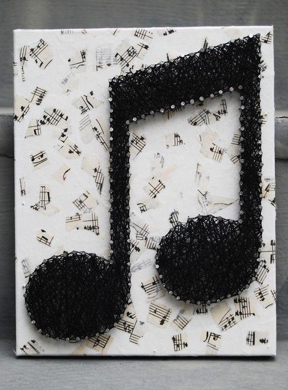 string based art 6