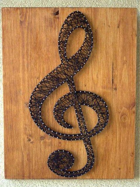 string based art 7