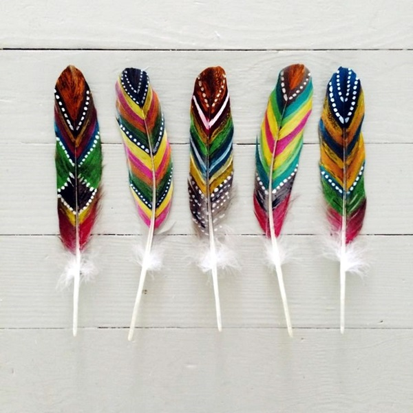 An Amazing Hobby of painted feathers (30)