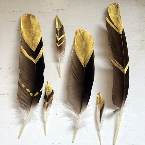 An Amazing Hobby of painted feathers (38)