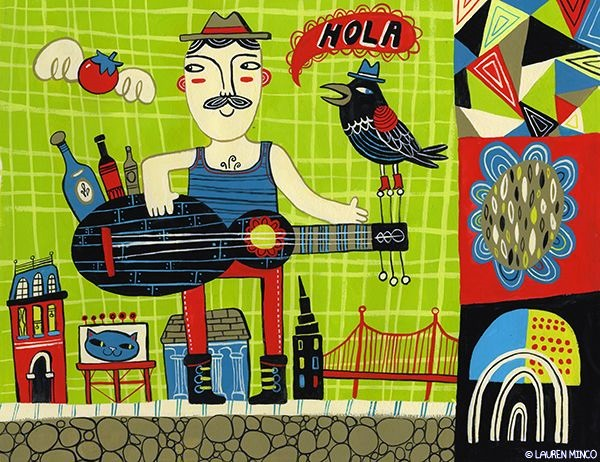 Beautiful Outsider art Examples (11)