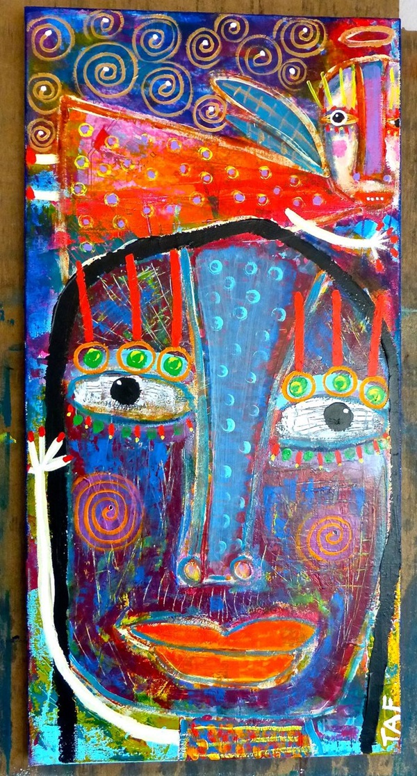 Beautiful Outsider art Examples (17)