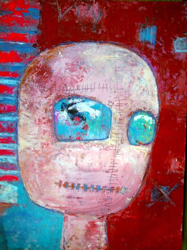 Beautiful Outsider art Examples (19)