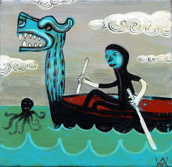 Beautiful Outsider art Examples (28)