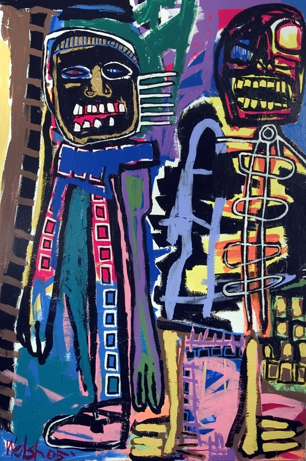 Beautiful Outsider art Examples (32)