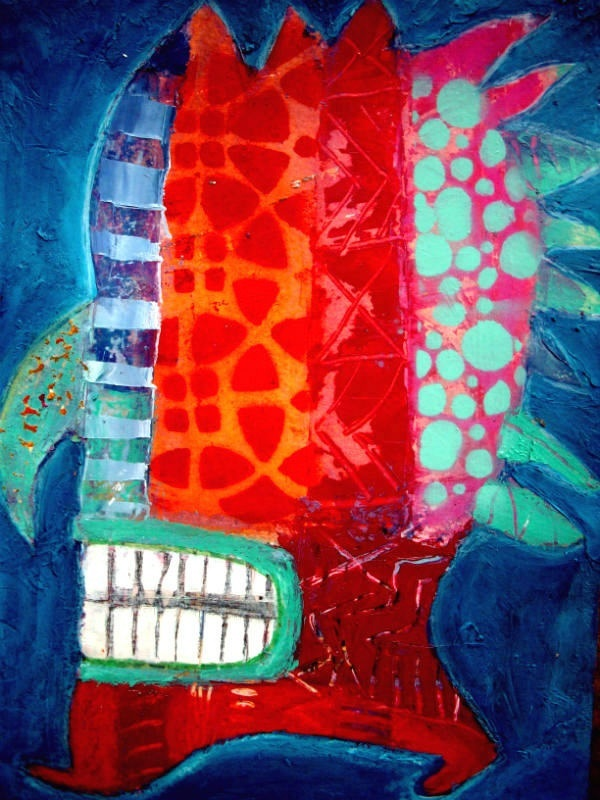Beautiful Outsider art Examples (34)