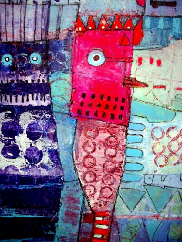 Beautiful Outsider art Examples (38)