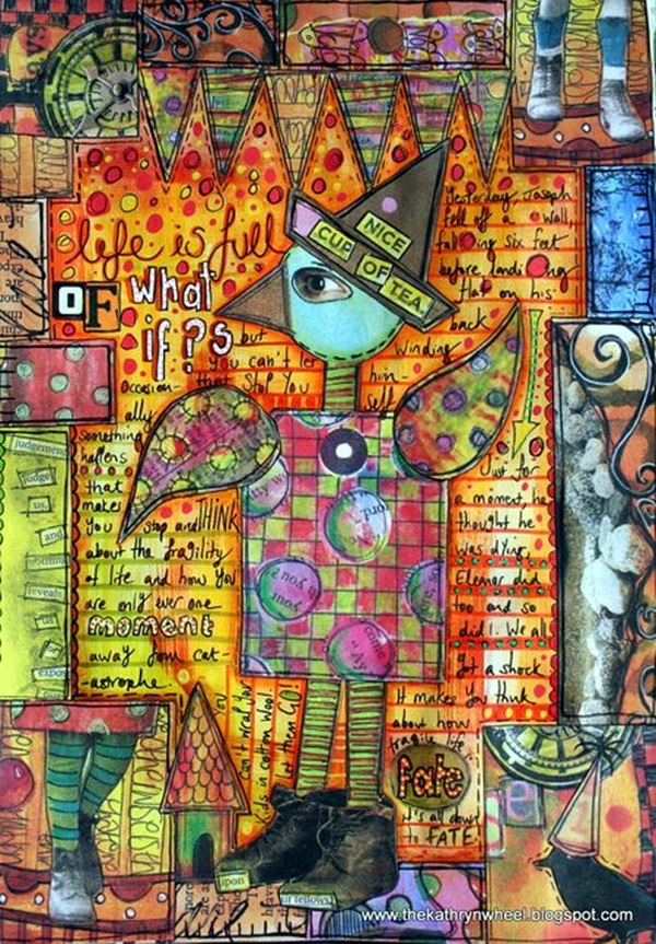 Beautiful Outsider art Examples (49)