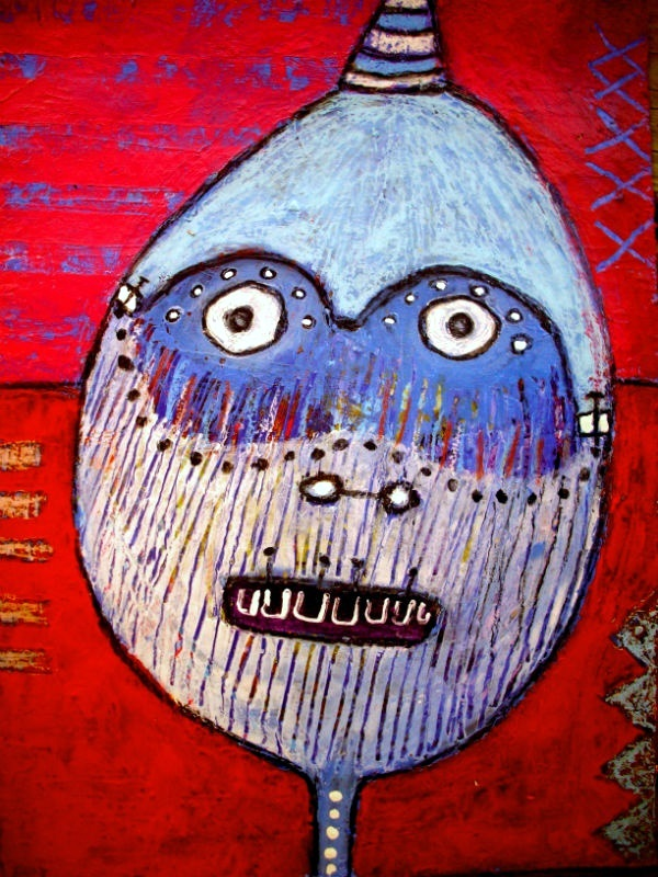 Beautiful Outsider art Examples (8)