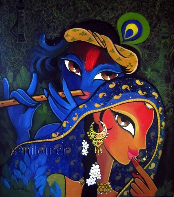 Beautiful and Interesting indian paintings (1)