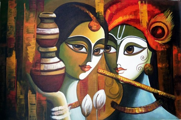 Beautiful and Interesting indian paintings (11)