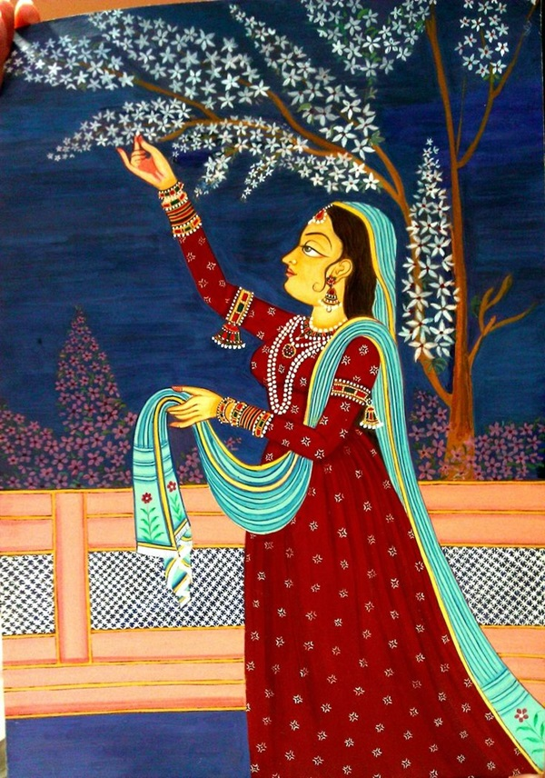 Beautiful and Interesting indian paintings (17)