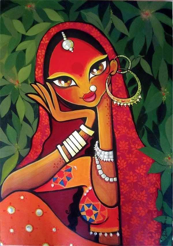 Beautiful and Interesting indian paintings (27)