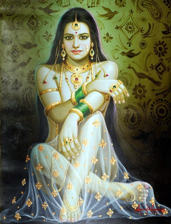Beautiful and Interesting indian paintings (28)