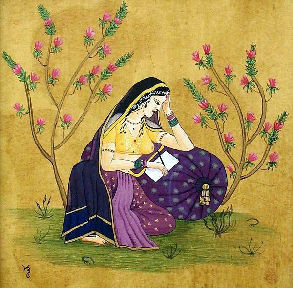 Beautiful and Interesting indian paintings (3)