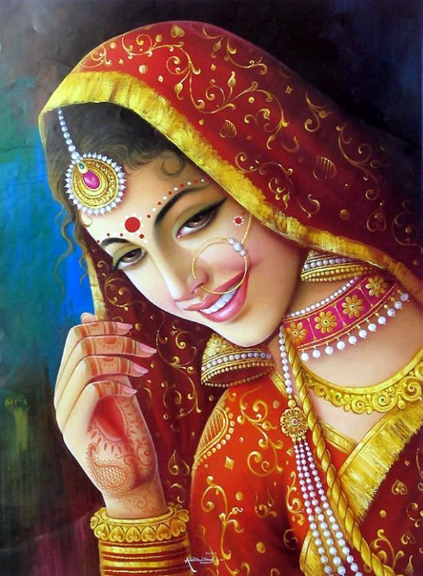 Beautiful and Interesting indian paintings (37)