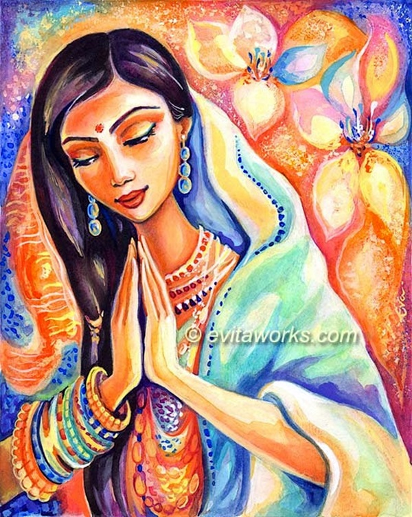 Beautiful and Interesting indian paintings (39)