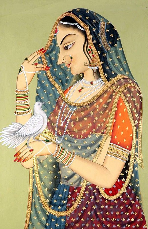 Beautiful and Interesting indian paintings (6)