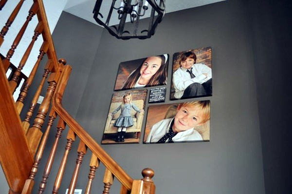 Best Family Picture Wall Decoration Ideas (38)
