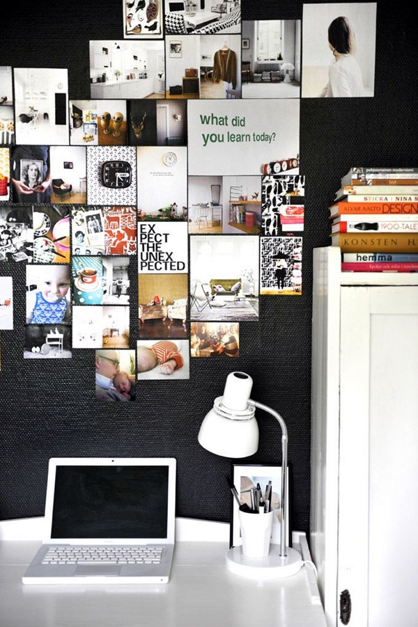 Cool and Inspirational pinboard wall Ideas (15)