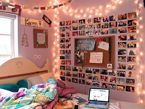 Cool and Inspirational pinboard wall Ideas (17)