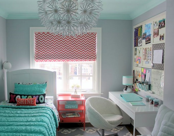 Cool and Inspirational pinboard wall Ideas (19)